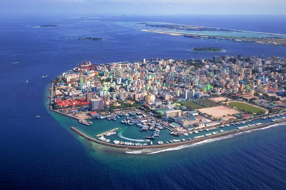 Malé Malediven